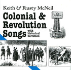 Colonial and Revolution Songs, With Historical Narration, Disc 2