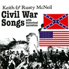 Civil War Songs, With Historical Narration, Disc 1