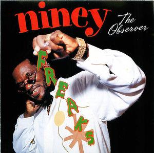 Niney The Observer: Freaks