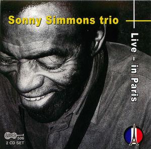 Sonny Simmons Trio: Live In Paris, CD2