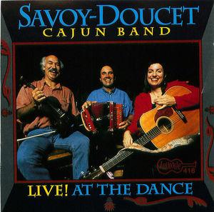 The Savoy- Doucet Cajun Band: