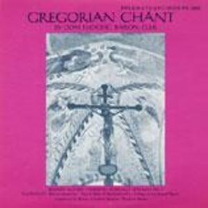 Gregorian Chant: Musically Speaking No.1