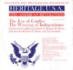 Heritage USA, Vol. 1, Part 2: The American Revolution