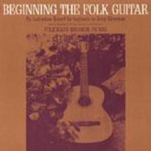 Beginning Folk Guitar: An Instruction Record for Beginners