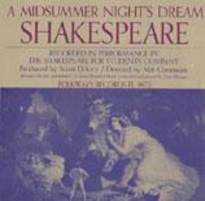 William Shakespeare: A Midsummer Night's Dream