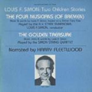 The Four Musicians of Bremen and The Golden Treasure