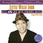 Little Willie John: All 15 of His Chart Hits From 1953-1962