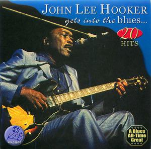 John Lee Hooker Gets Into the Blues