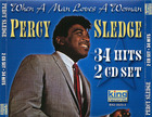 Percy Sledge: When A Man Loves A Woman - Disc 1
