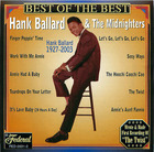 Best of the Best: Hank Ballard And The Midnighters