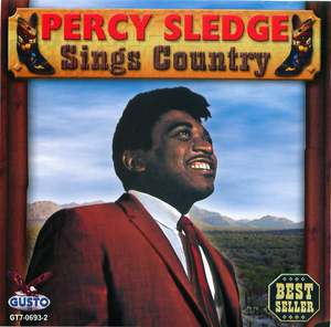 Percy Sledge Sings Country