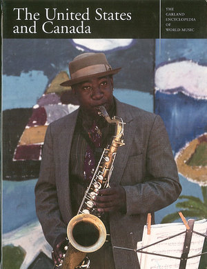 The Garland Encyclopedia of World Music, Vol. 3: The United States and Canada Audio CD