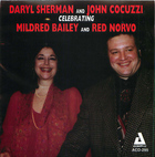 Daryl Sherman and John Cocuzzi: Celebrating Mildred Bailey and Red Norvo