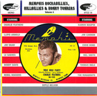 Memphis Rockabillies, Hillbillies and Honky Tonkers, vol. 4