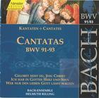 Bach: Cantatas, BWV 91-93