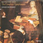 Beethoven-Liszt: The Complete Symphonies (CD 1)