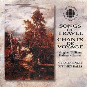Gerald Finley/ Stephen Ralls: Songs of Travel