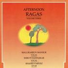 Afternoon Ragas - Volume 3
