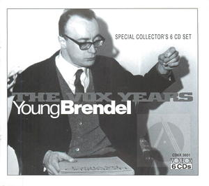 Young Brendel: The Vox Years