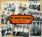 Big Country Blue Grass: The Boys In Hats & Ties