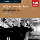 Brahms: Symphony No 2; Mozart: Masonic Funeral March; Strauss: Metamorphosen