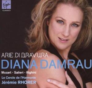 Mozart, Righini, Salieri: Arie di bravura