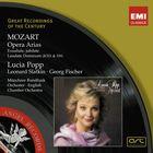 Mozart: Operatic and Sacred Arias