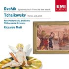 Dvorak: Symphony No.9 'From the New World'/Tchaikovsky:Romeo & Juliet Overture