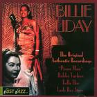 Billy Holiday The Original Authentic Recordings