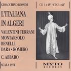 Gioacchino Rossini: L'Italiana In Algeri