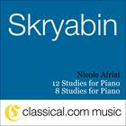 12 Studies For Piano, Op. 8