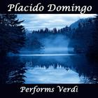 Placido Domingo Performs Verdi