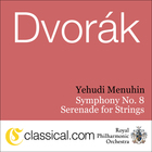 Antonín Dvorák: Symphony No. 8; Serenade for Strings
