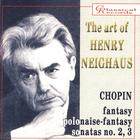The Art of Henry Neighaus, Vol. IV: Chopin Works for Piano