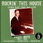 Rockin' This House: Chicago Blues Piano 1946-1953, CD D