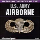 Marching cadences of the US Army Airbone