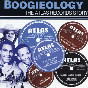 Boogieology: The Atlas Records Story