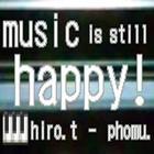 music is still happy!