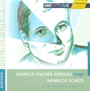 Dietrich Fischer-Dieskau sings Heinrich Schütz