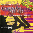Mardi Gras: Parade Music From New Orleans, Volume 2