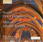 Handel: Dixit Dominus/Steffani: Stabat Mater
