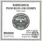 Barrelhouse Piano Blues & Stomps (1929 - 1933)