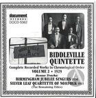 Biddleville Quintette Vol. 2 (1926-1929)