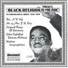 Black Religious Music (1930-1956)
