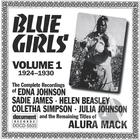 Blue Girls Vol. 1 (1924-1930)