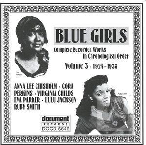 Blue Girls Vol. 3 (1924-1938)