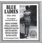 Blue Ladies  1934-1941