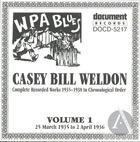 Casey Bill Weldon Vol 1 1935-1936