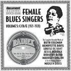 Female Blues Singers Vol. 5 C/D/E (1921-1928)