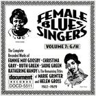 Female Blues Singers Vol. 7 G/H (1922-1929)